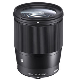Sigma Sigma 16mm F/ 1.4 DC DN for Sony E