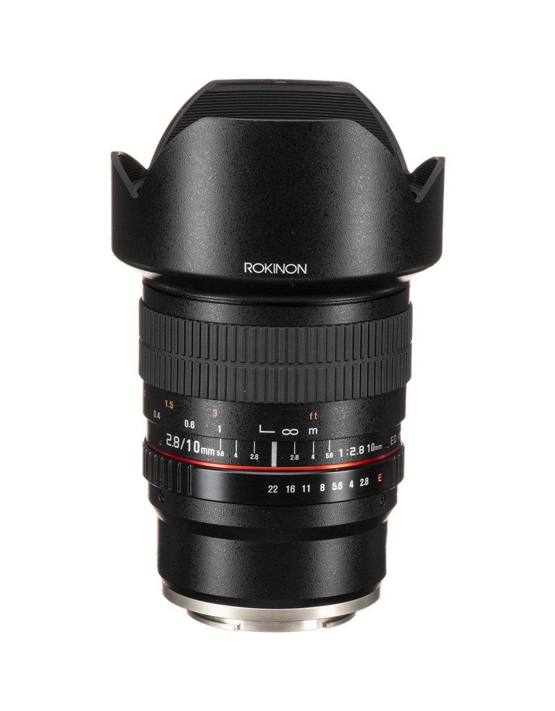 Rokinon Rokinon 10mm 2.8 Sony E