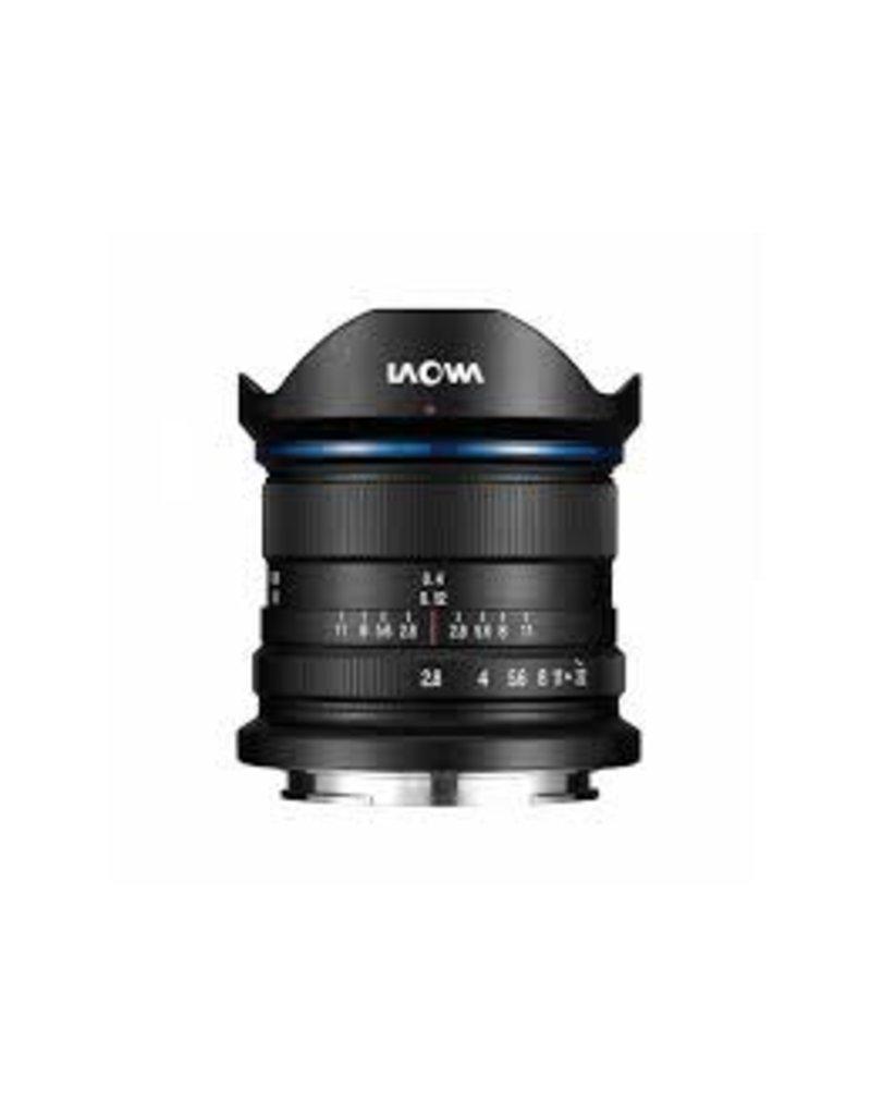 Venus Optics Laowa Venus Optics Laowa 9mm f/2.8 Zero-D Lens for Sony E