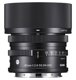 Sigma Sigma 45mm F/2.8 DG DN for Sony E