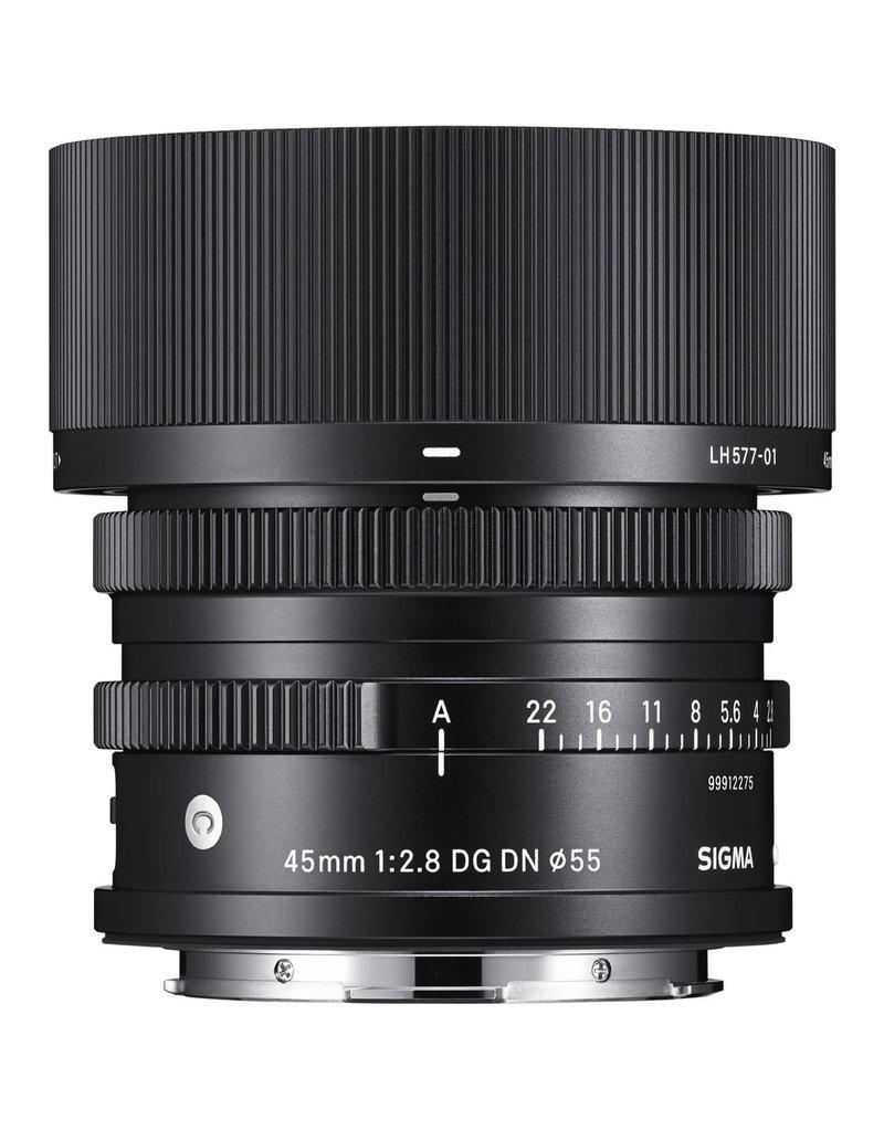 Sigma Sigma 45mm F/2.8 DG DN for Sony E