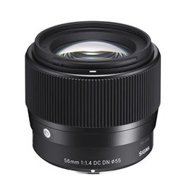 Sigma Sigma 56mm F/1.4 DC DN for Sony E