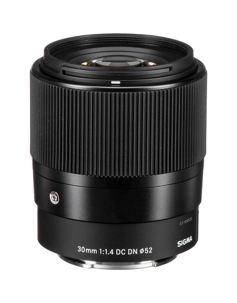 Sigma Sigma 30mm F/1.4 DC DN for Sony E