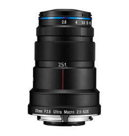 Venus Optics Laowa Laowa 25mm F/2.8 2.5-5X Ultra Macro for Sony E