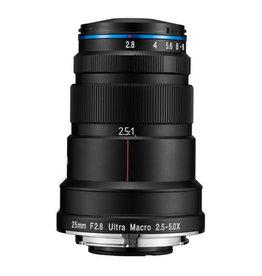 Venus Optics Laowa Laowa 25mm F/2.8 2.5-5X Ultra Macro for Sony E