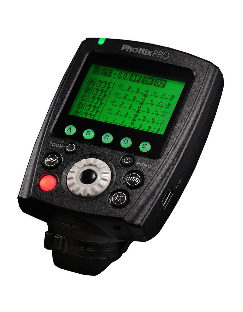 PHOTTIX Phottix Odin II TTL Flash Trigger Transmitter For Sony