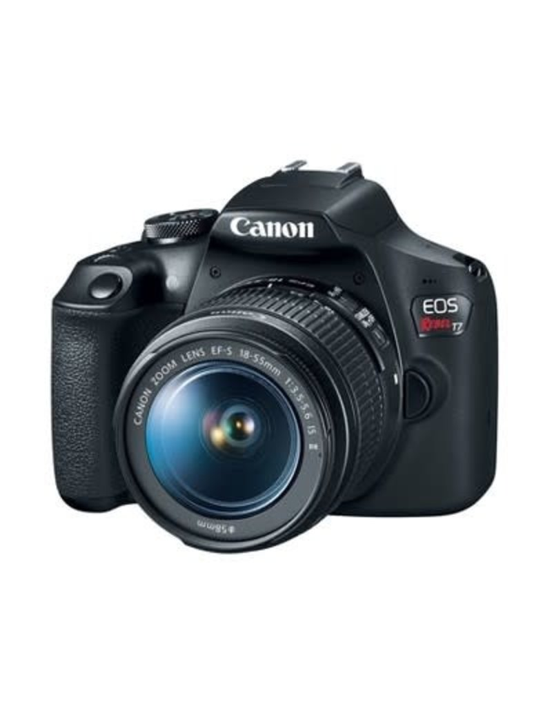 Canon Canon Rebel T7 18-55mm f/3.5-5.6 IS II Kit