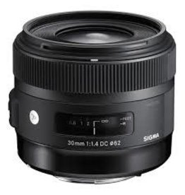 Sigma Sigma 30mm F/1.4 Canon Mount