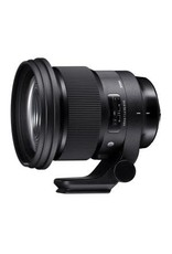 Sigma Sigma 105mm F/1.4 DG HSM Art Series for Canon Mount