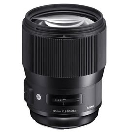 Sigma Sigma 135mm F/1.8 DG HSM For Canon Mount