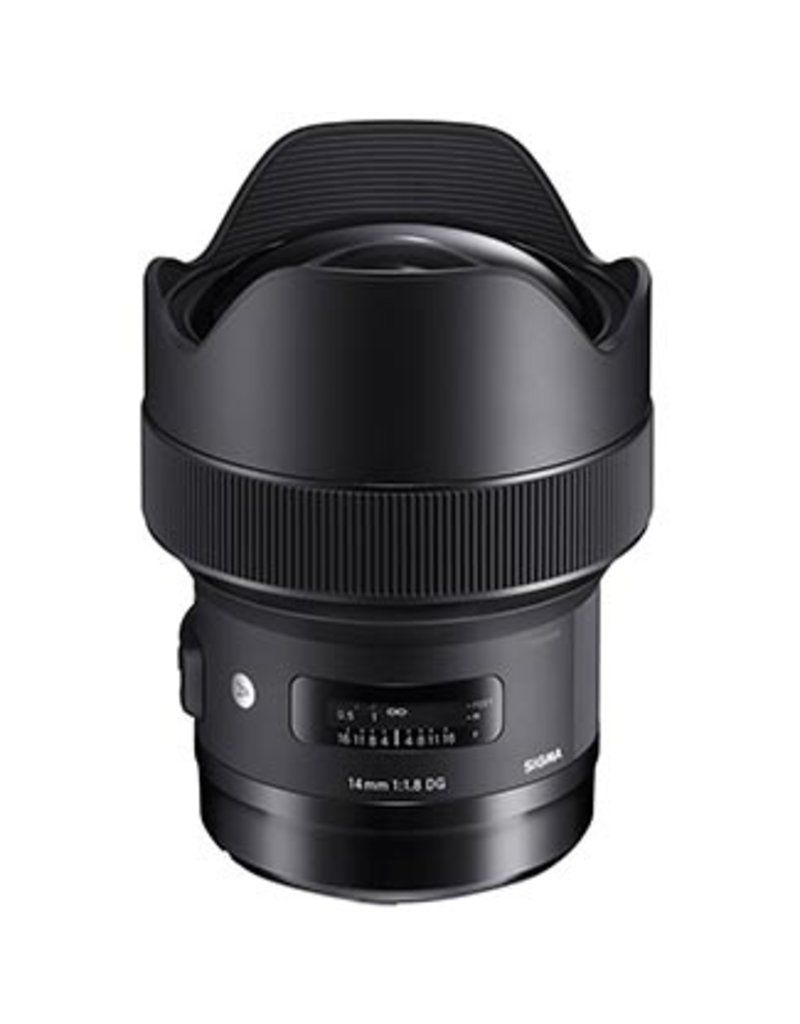 Sigma Sigma 14mm F/1.8 DG Art Series for Canon Mount