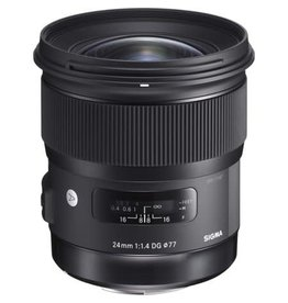 Sigma Sigma 24mm f/1.4 DG Art Series for Canon Mount