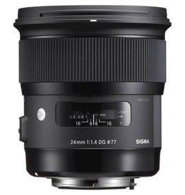 Sigma Sigma 24mm 1.4 DG Art Series for Nikon Mount
