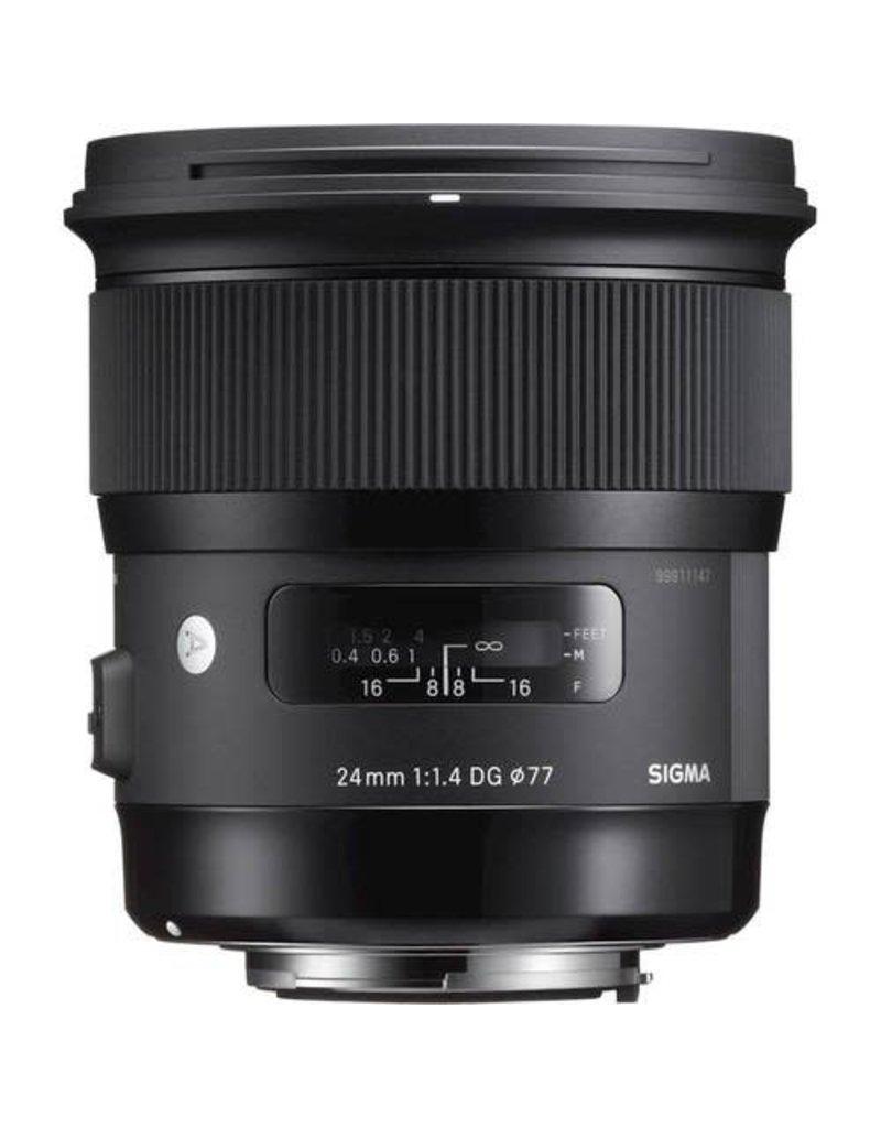 Sigma Sigma 24mm F/1.4 DG Art Series for Nikon