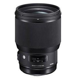 Sigma Sigma 85mm F/1.4 DG HSM Art Lens for Nikon Mount