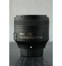Nikon Used Nikon 85mm 1.8 G