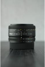 Nikon Used Nikon 50mm 1.8 D