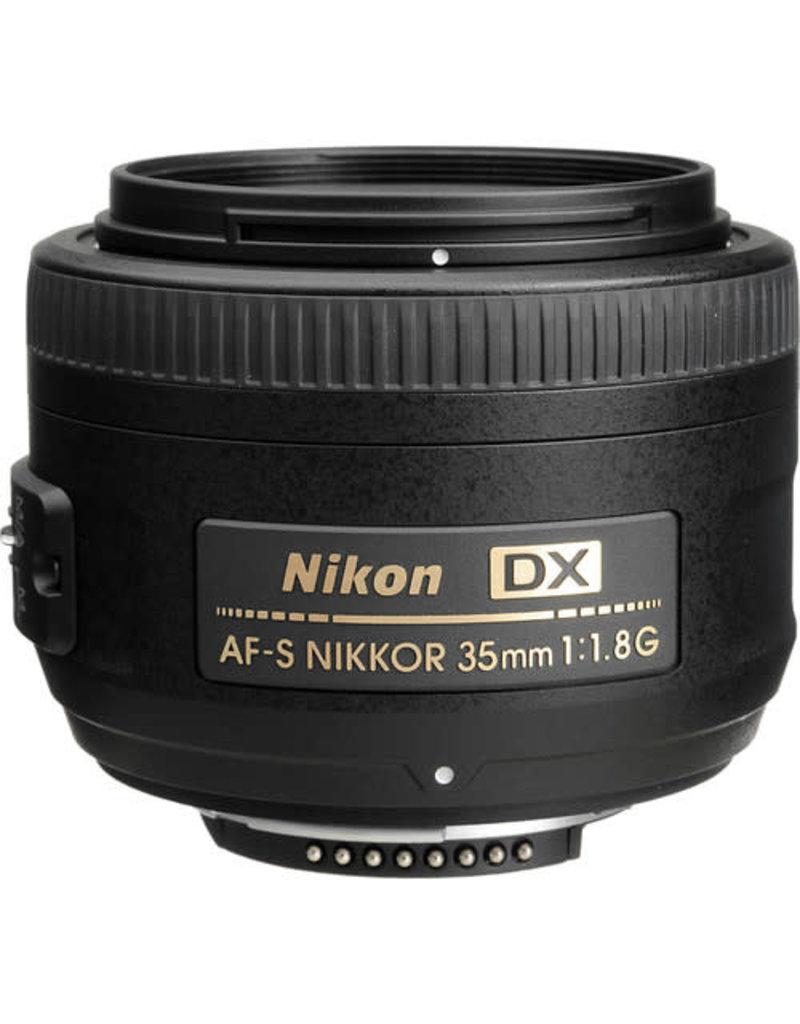 Nikon Nikon 35mm F/1.8 DX