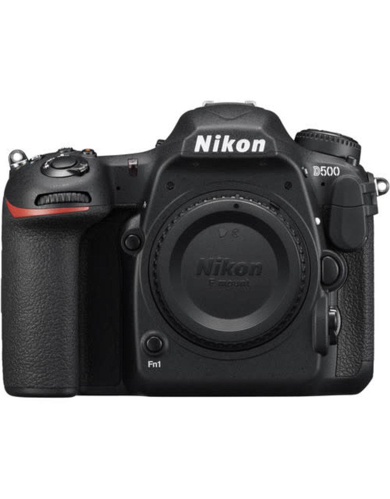 Nikon Nikon D500 Body Only