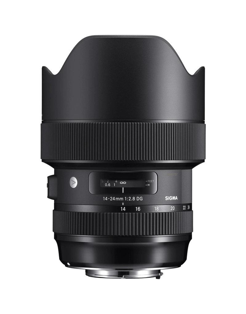 Sigma Sigma 14-24mm F/2.8 Art DG HSM Nikon Mount