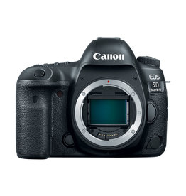 Canon Canon 5D Mark IV Body Only