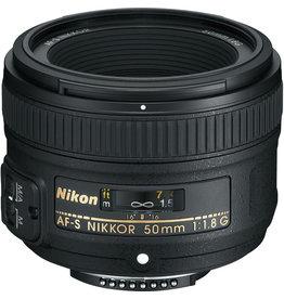 Nikon Nikon 50mm 1.8 G