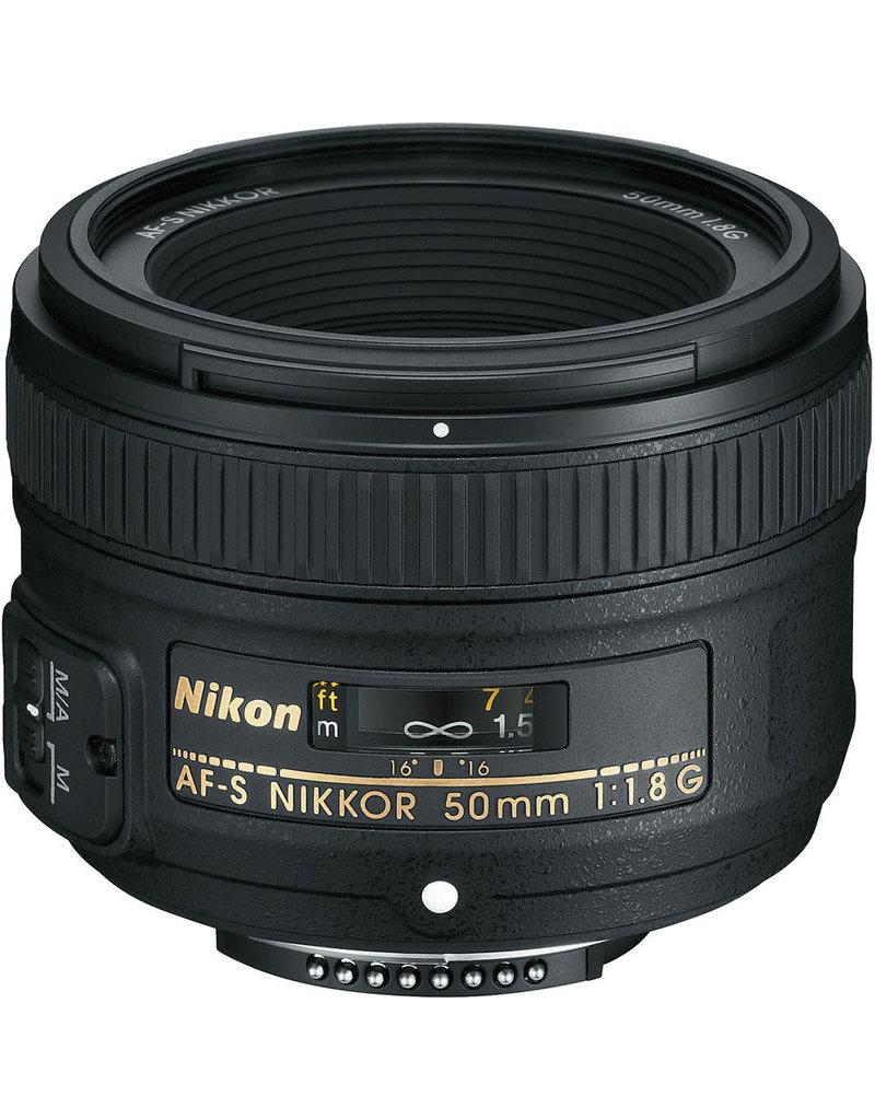 Nikon Nikon 50mm F/1.8G