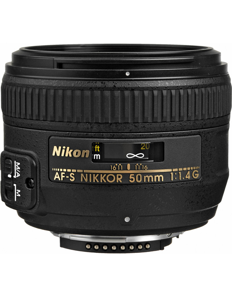 Nikon Nikon 50mm F/1.4G