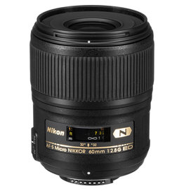 Nikon Nikon 60mm F/2.8G ED
