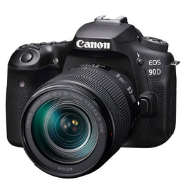 Canon Canon EOS 90D kit with 18-135 lens