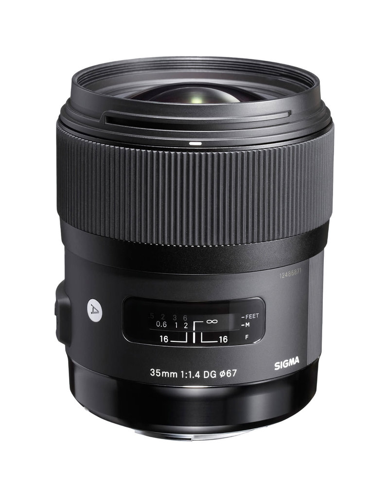 Sigma Sigma 35mm 1.4 DG Art Series for Canon Mount