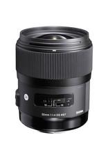 Sigma Sigma 35mm 1.4 DG Art Series for Nikon Mount