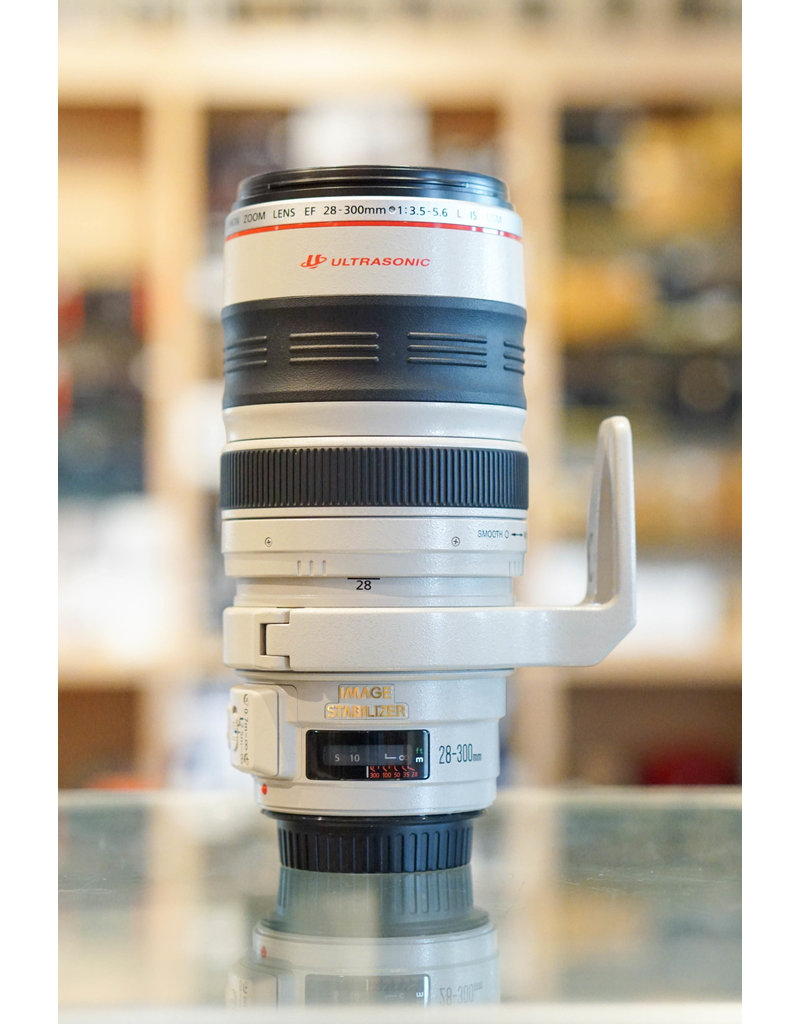Canon Used Canon 28-300 IS L