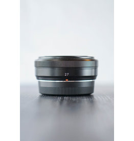 Fujifilm Used Fuji 27mm f2.8