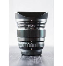 Fujifilm Used FujiFilm 16mm f1.4