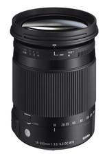 Sigma Sigma 18-300mm Macro Nikon Mount