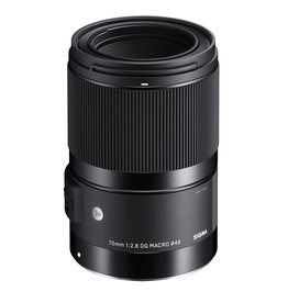 Sigma Sigma 70mm F/2.8 DG Macro Art Series for Canon Mount