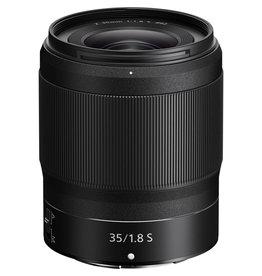 Nikon Nikkor 35mm F/1.8 S
