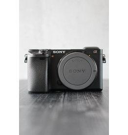 Sony Used Sony A6300 Body