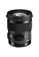 Sigma Sigma 50mm 1.4 DG Art Series for Nikon Mount