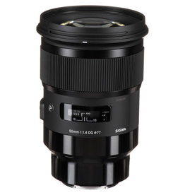 Sigma Sigma 50mm f/1.4 DG HSM Art Lens for Sony E Mount