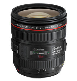 Canon Canon EF 24–70mm f/4L IS USM