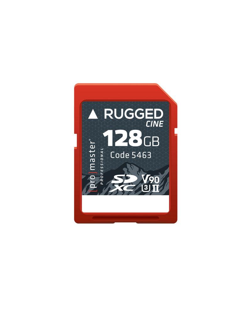 Promaster Promaster SDXC 128GB Cine UHS-II Rugged