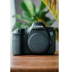 Canon Used Canon 6D Body Only