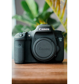 Canon Used Canon 7D
