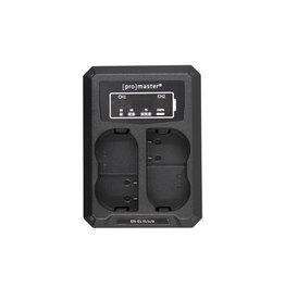 Promaster Promaster Dually Charger Nikon EN-EL15