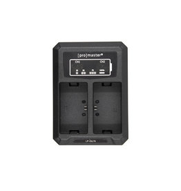 Promaster Promaster Dually Charger - LPE6n