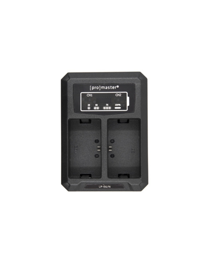 Promaster Dually Charger - LPE6n