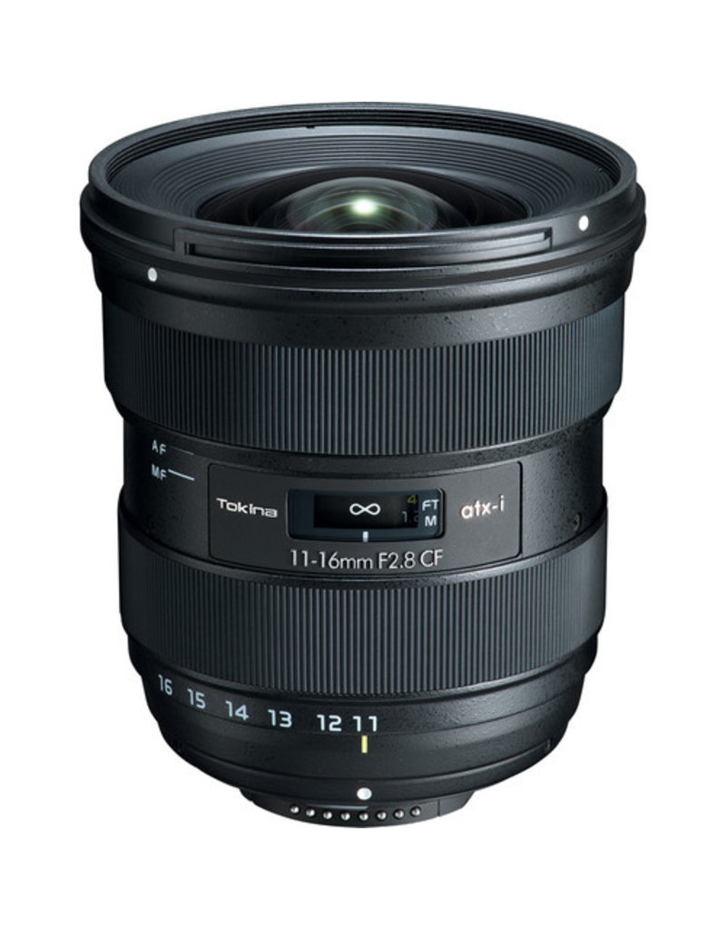 Tokina atx-i 11-16mm F2.8 CF Nikon Mount