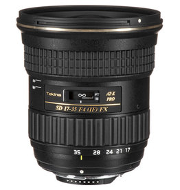 Tokina Tokina 17-35mm f/4 Pro FX Lens for Nikon F